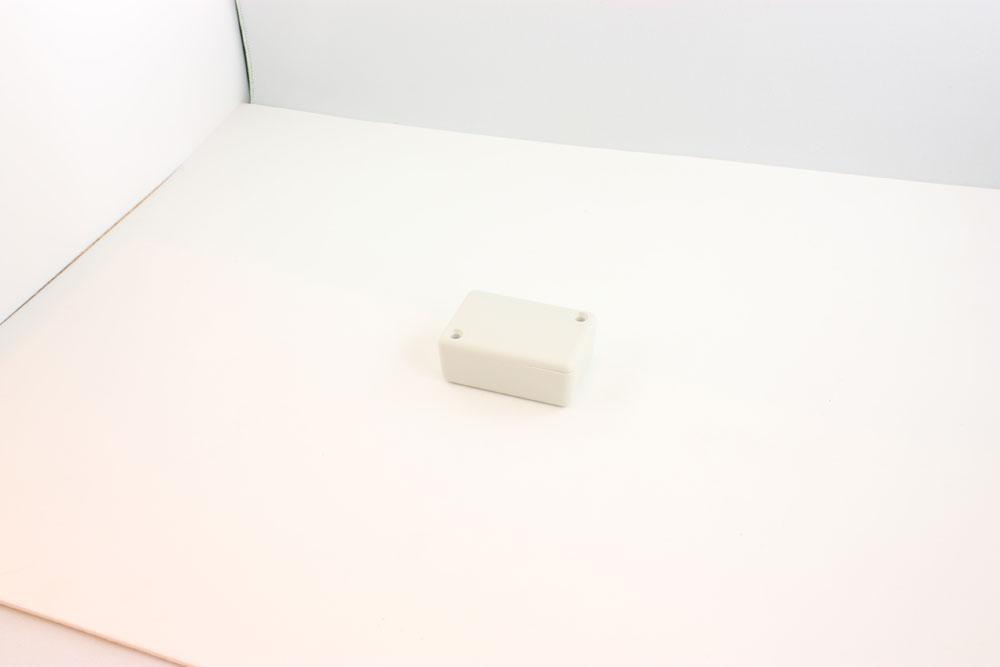 BOX ABS GREY 1.97X1.38X0.67
