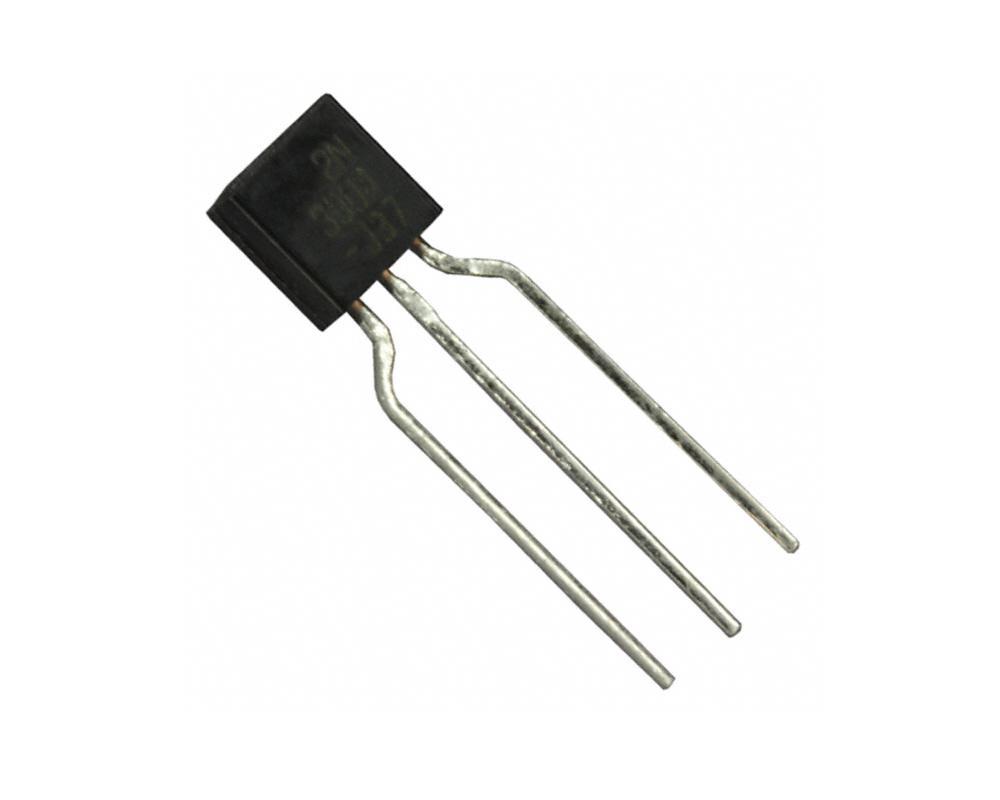 BJT NPN Transistor 0