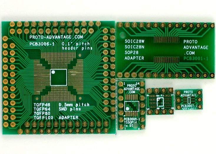 SMT Adapter Value Pack 0