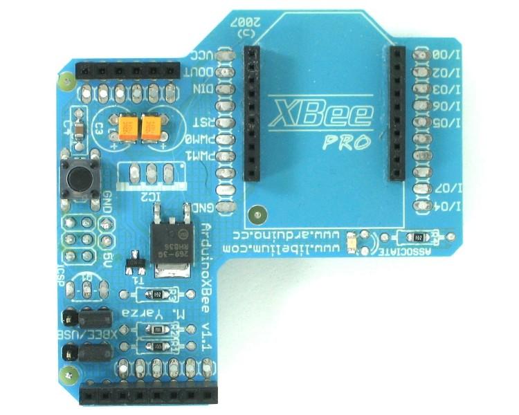 Arduino Shield - Xbee w/o RF module 0