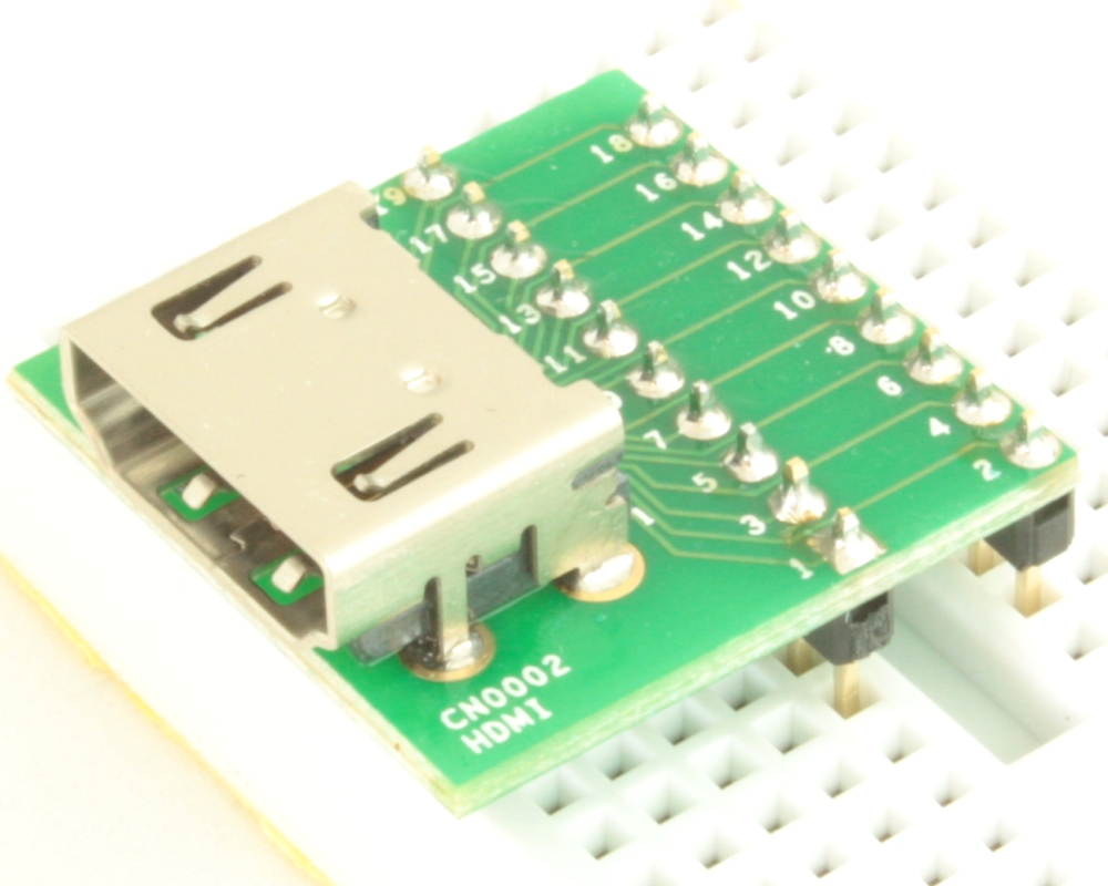 HDMI adapter board 0
