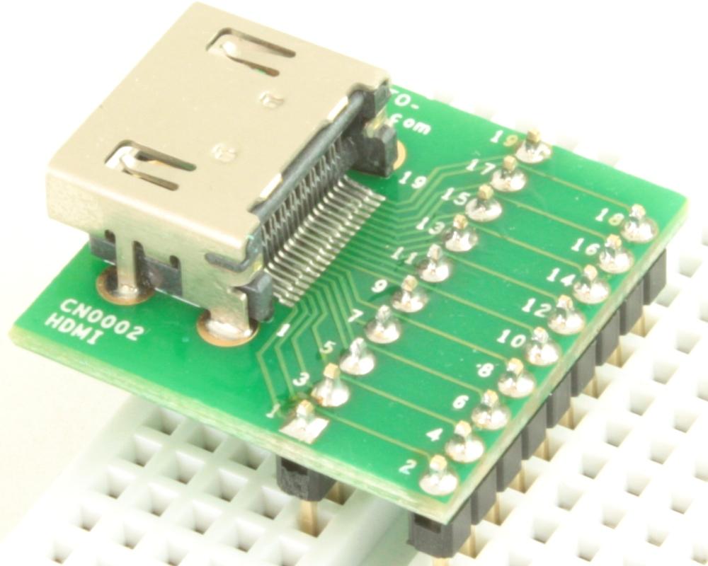 HDMI adapter board 1