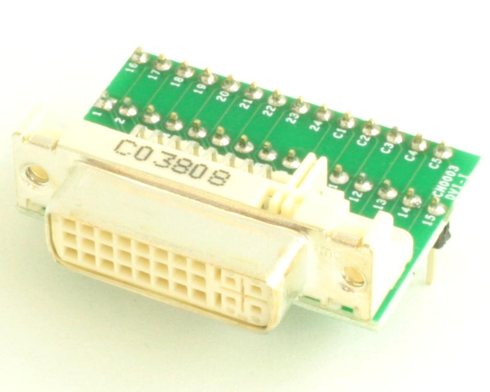 DVI-I, Dual Link adapter board 0
