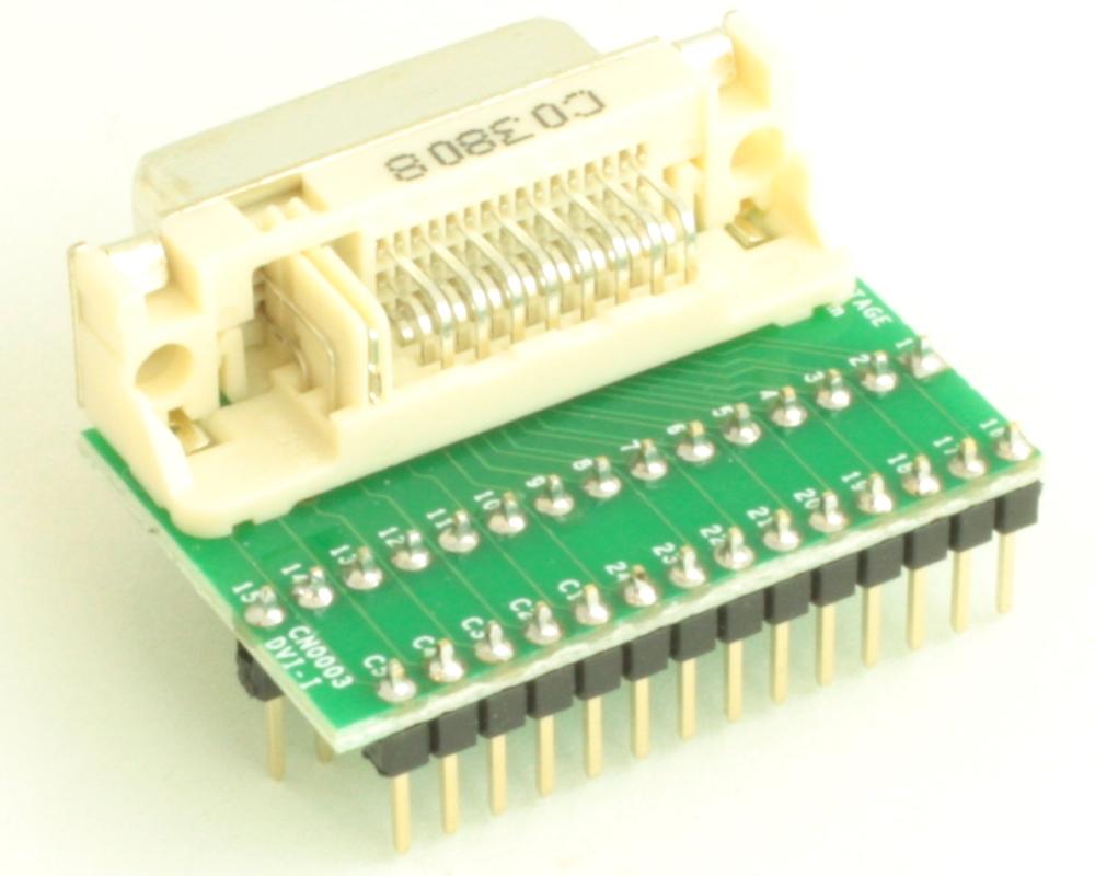 DVI-I, Dual Link adapter board 1