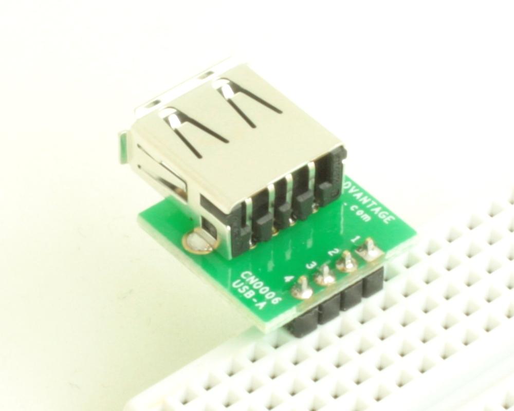 USB - A adapter board 1