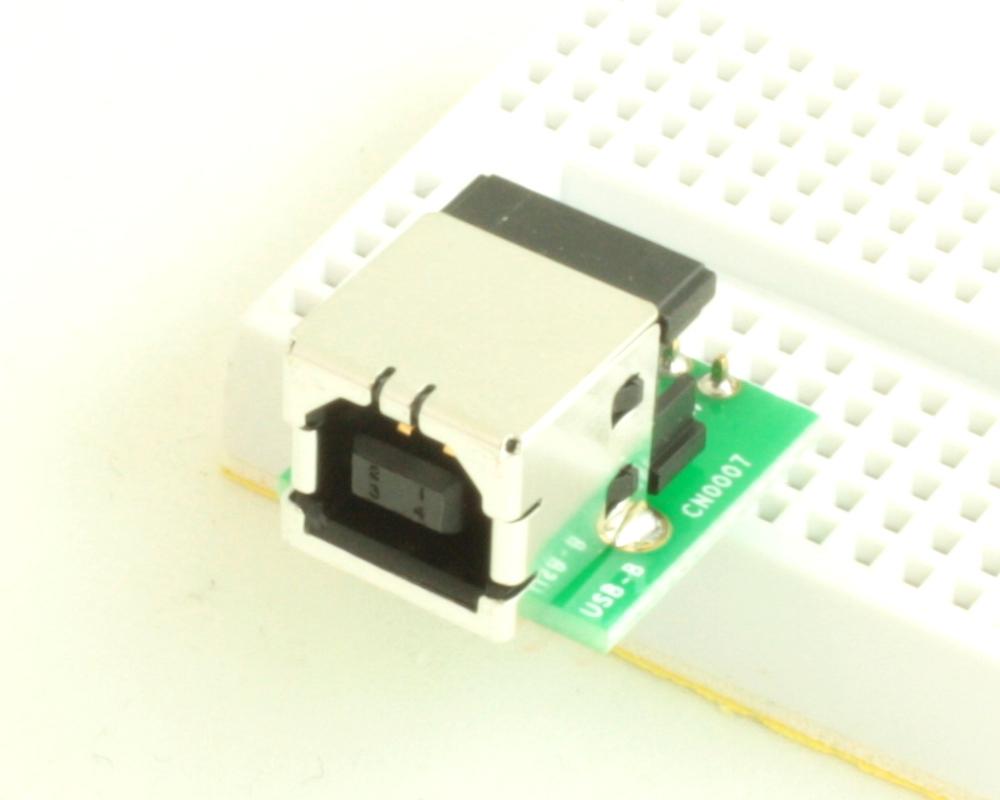 USB - B adapter board 0