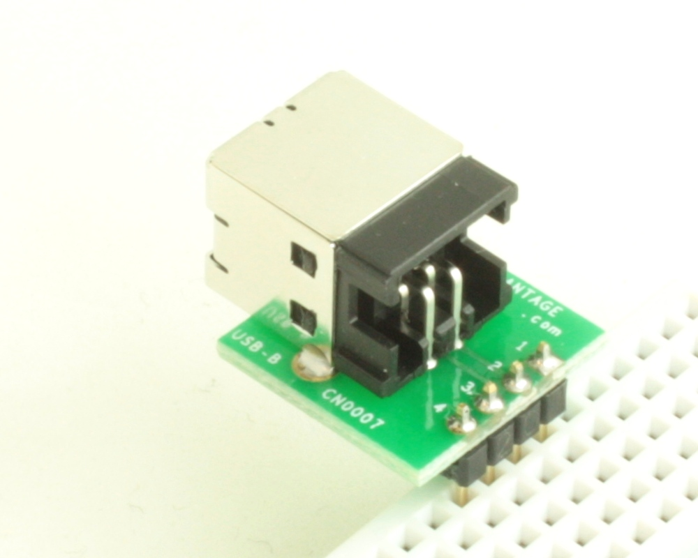 USB - B adapter board 1