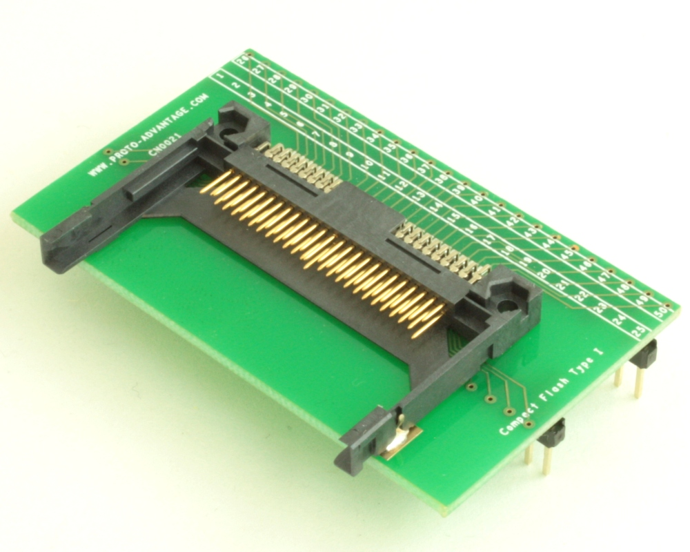 Compact Flash Type I adapter board 0