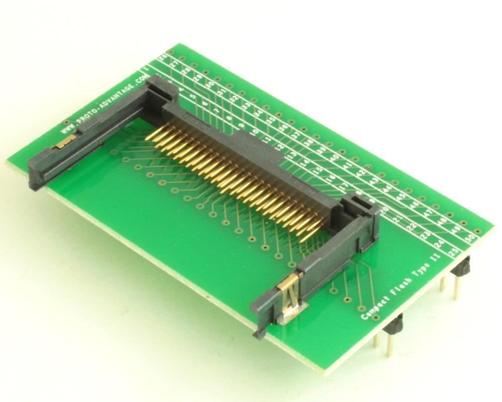 Compact Flash Type II adapter board 0