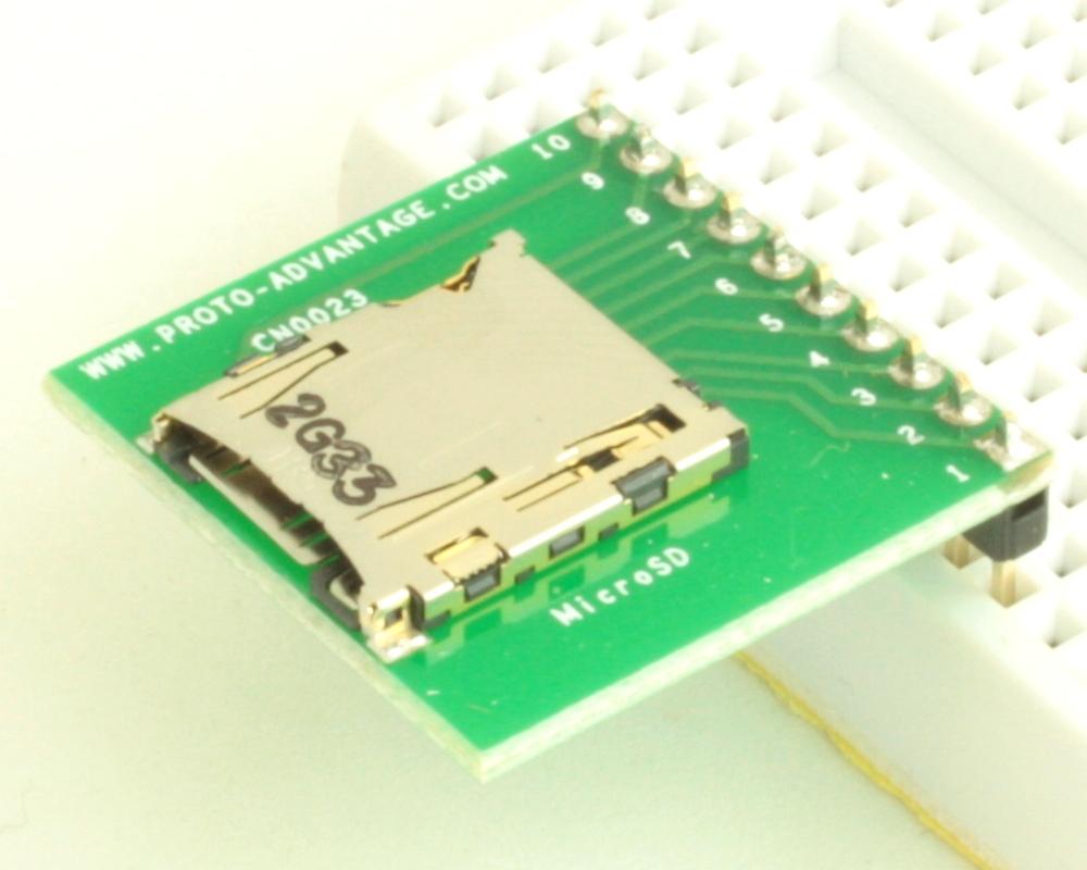 MicroSD adapter board 0