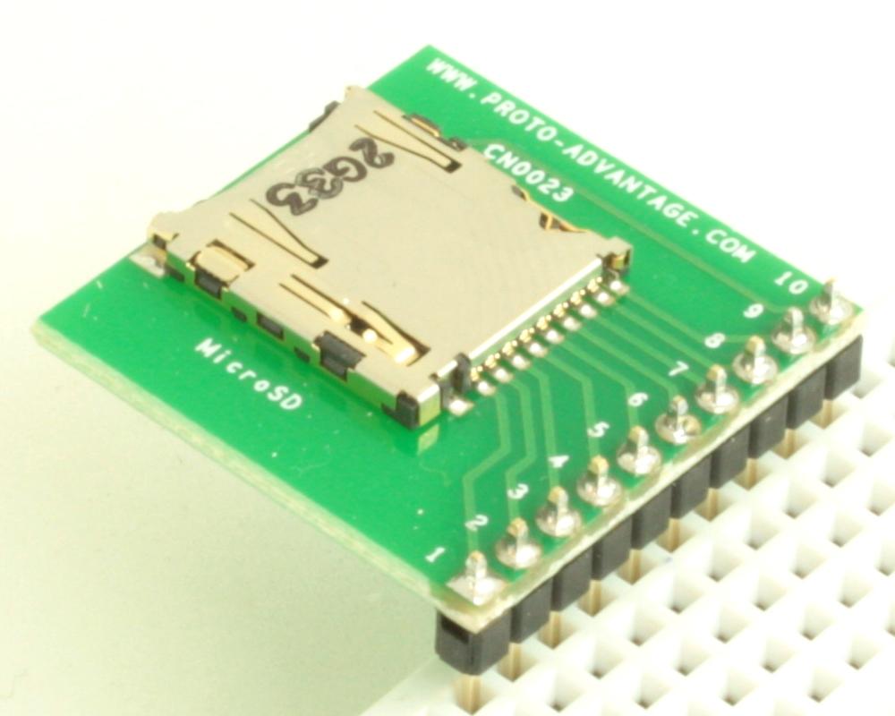 MicroSD adapter board 1