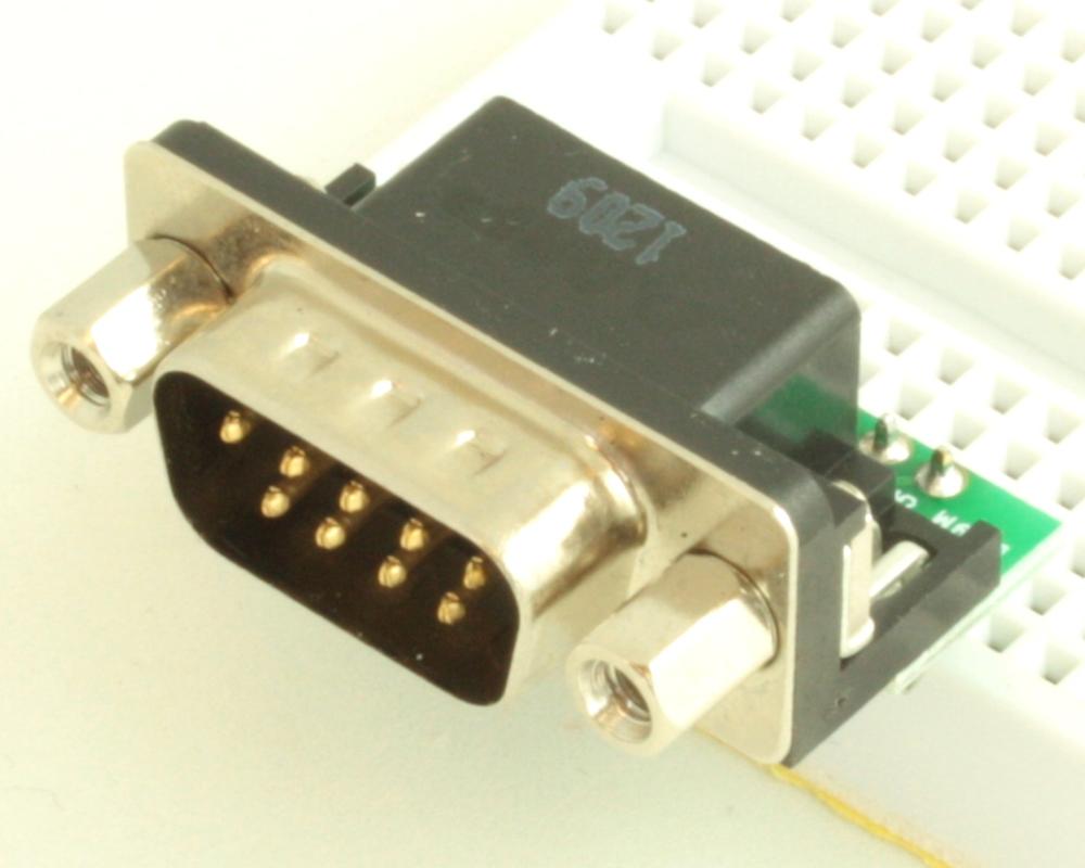 DB9 Male adapter board 0