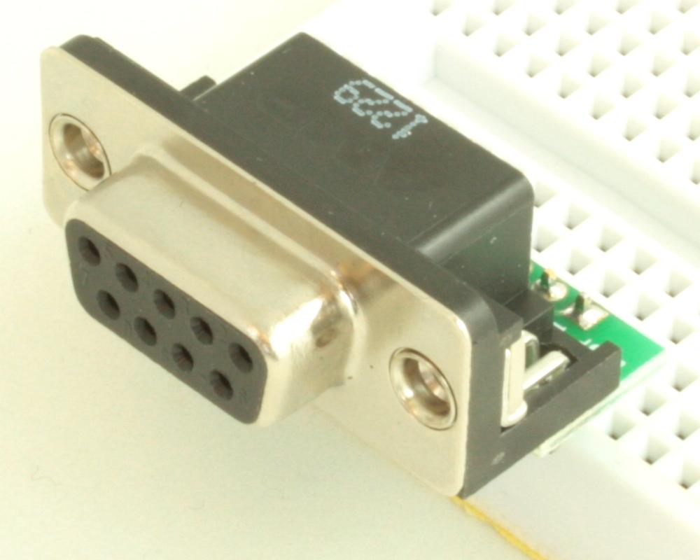 DB9 Female adapter board 0