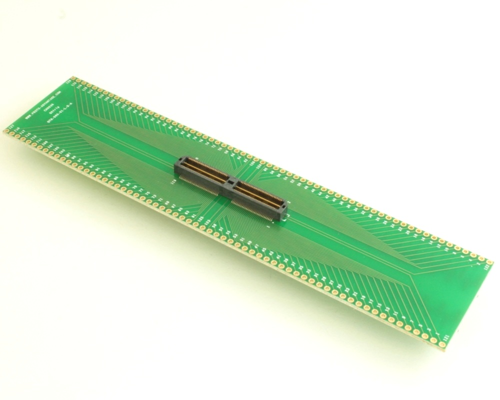 QStrip QTH-060-01-L-D-A adapter board 0