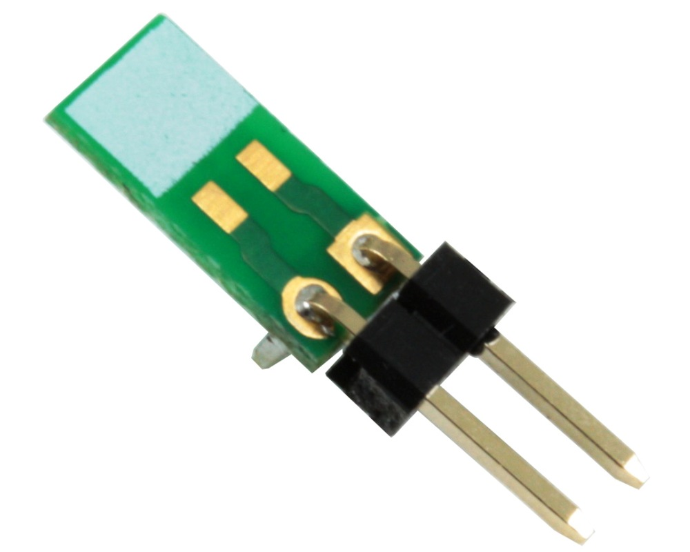 Discrete 0805 to TH Adapter - Jumper pins 0