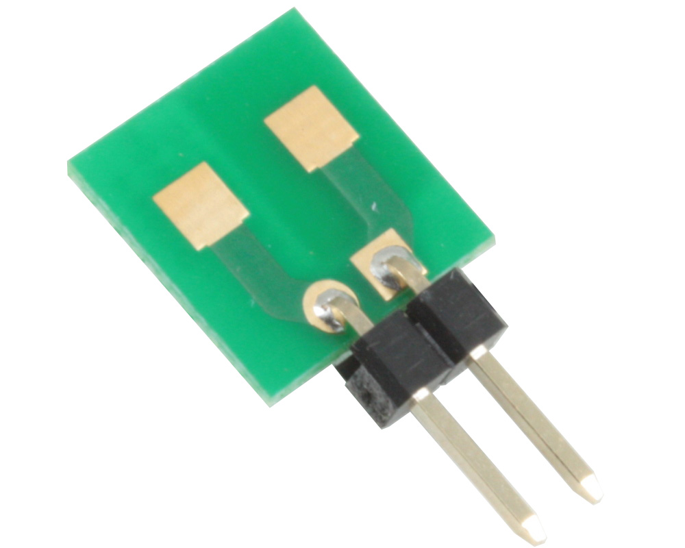Discrete 2413 to TH Adapter - Jumper pins 0