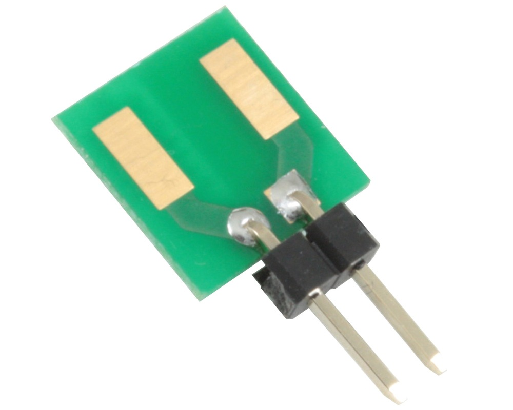 Discrete 2917 to TH Adapter - Jumper pins 0