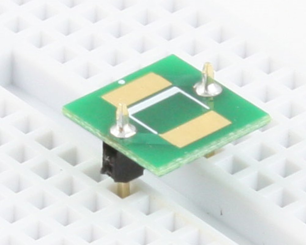 Discrete 2917 to 300mil TH Adapter - TH pins 0
