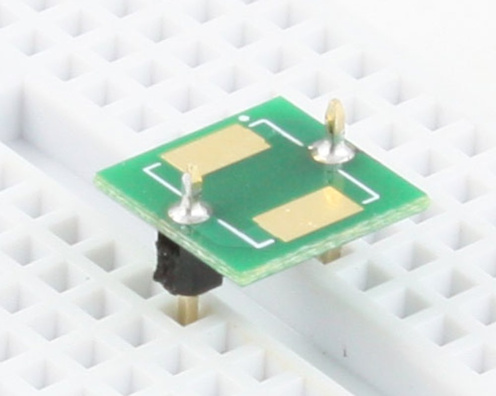 Discrete 2924 to 300mil TH Adapter - TH pins 0