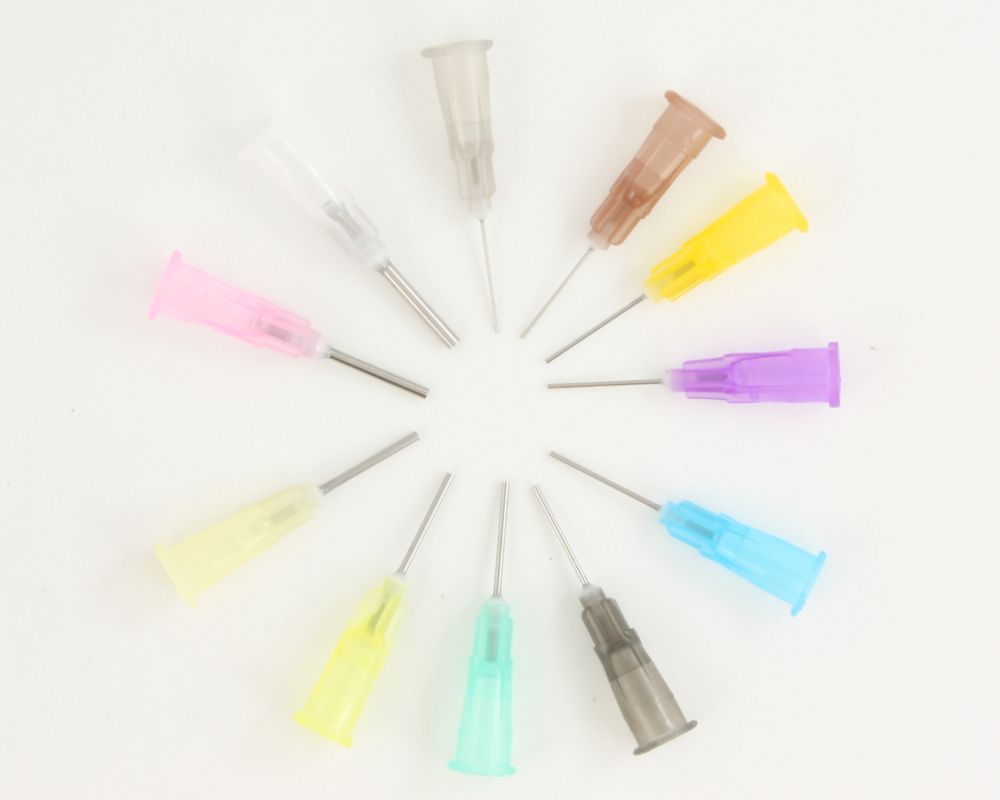 Solder Paste Dispensing Needles / Syringe Tips Kit - 11 piece 0