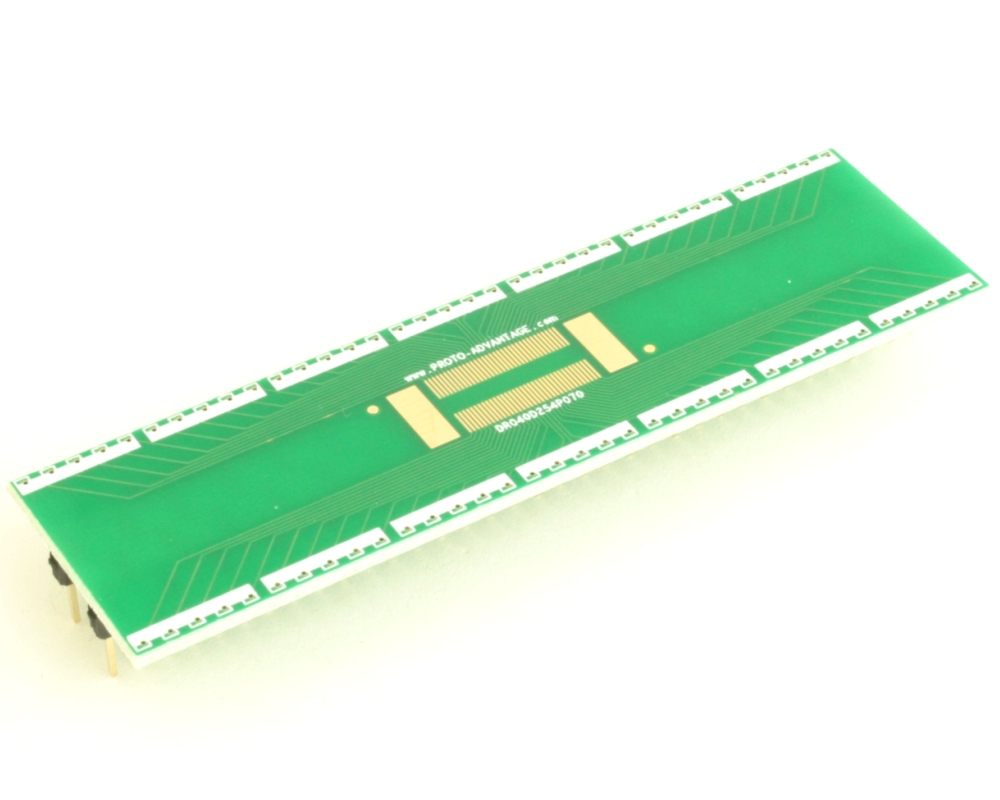 Dual Row 0.4mm Pitch  70-Pin Connector to DIP-70 Adapter 0