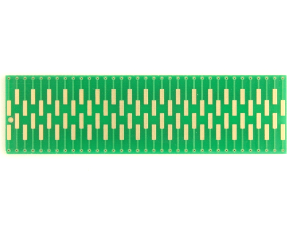 Dual Row 0.4mm Pitch  70-Pin Connector to DIP-70 Adapter 1