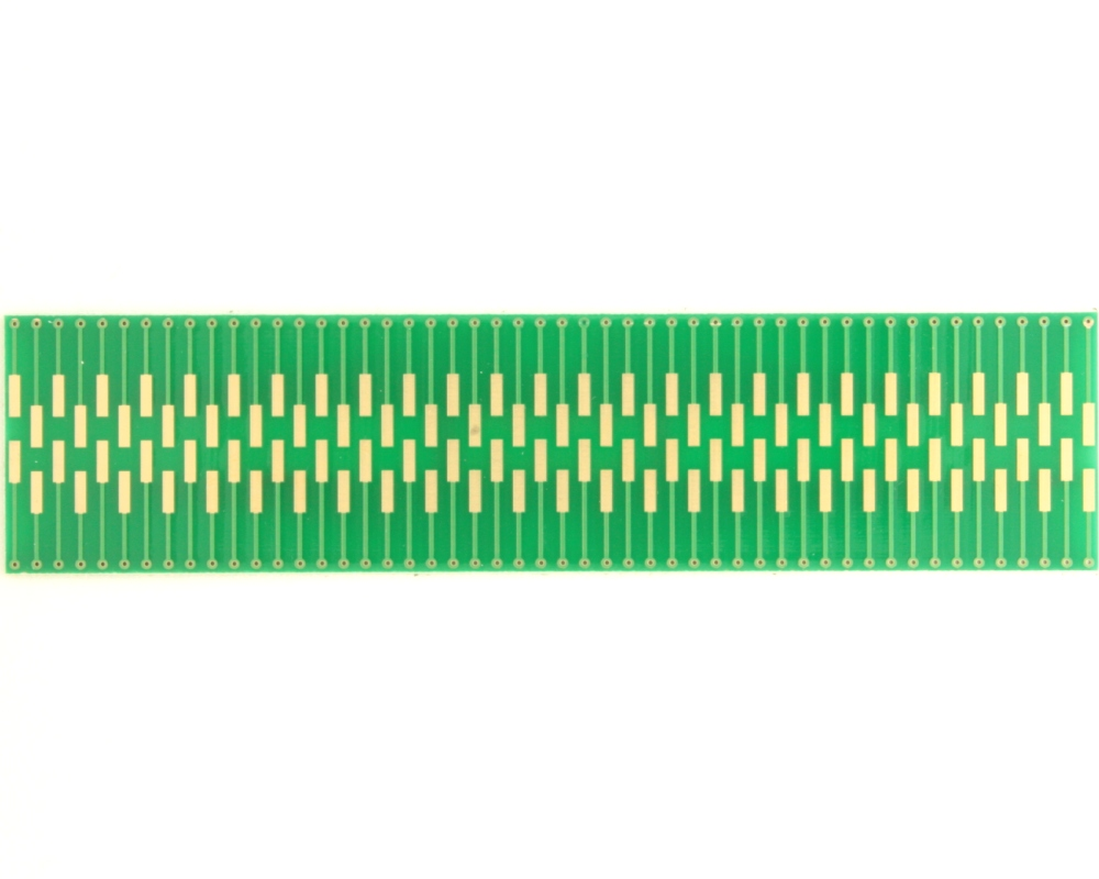 Dual Row 0.4mm Pitch 100-Pin Connector to DIP-100 Adapter 1