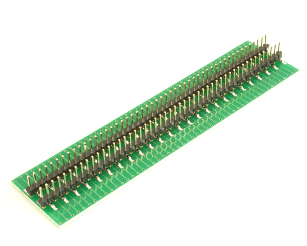 Dual Row 0.4mm Pitch 100-Pin Connector to DIP-100 Adapter 3