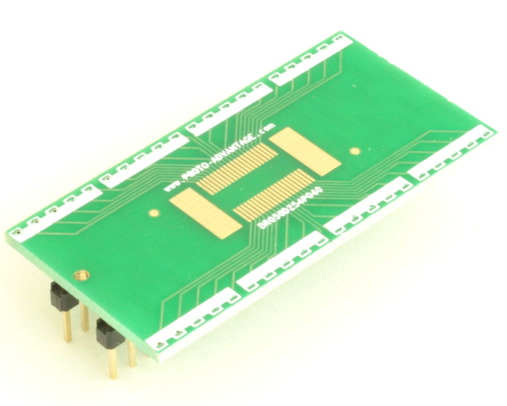 Dual Row 0.5mm Pitch  40-Pin Connector to DIP-40 Adapter 2