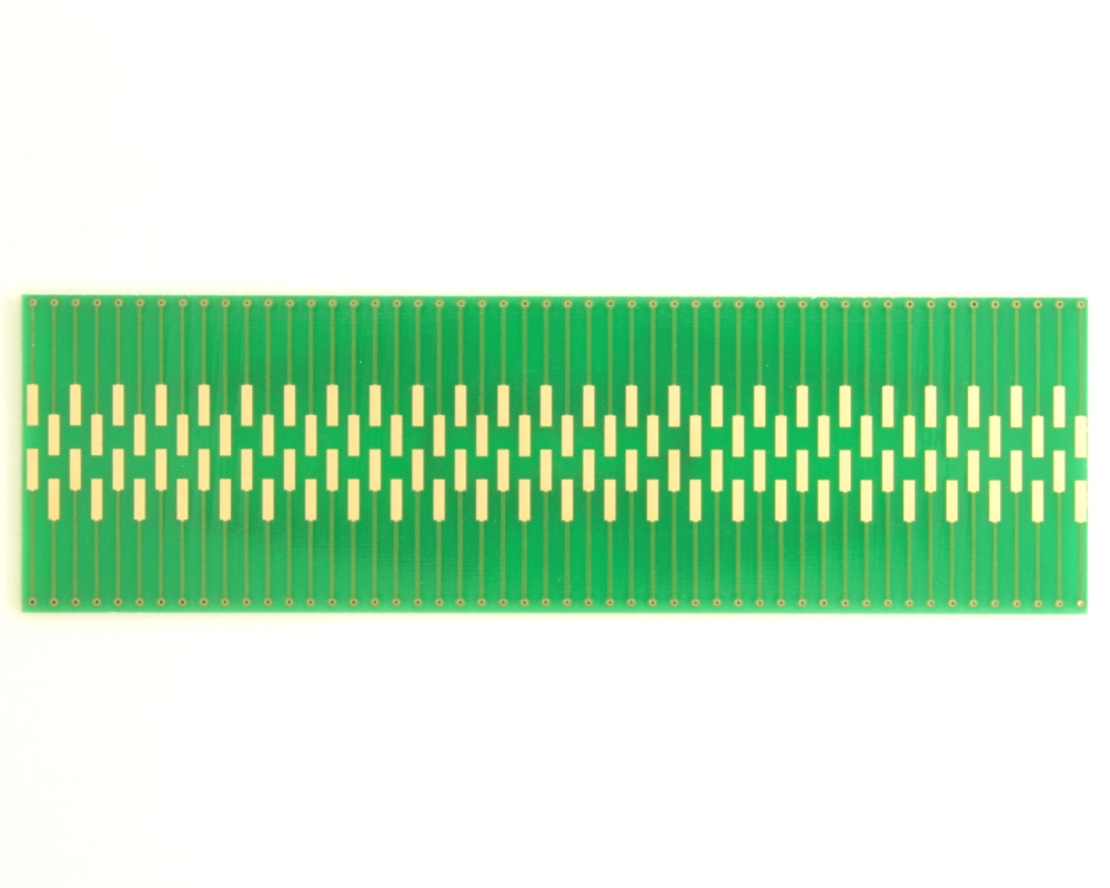 Dual Row 0.5mm Pitch 100-Pin Connector to DIP-100 Adapter 1