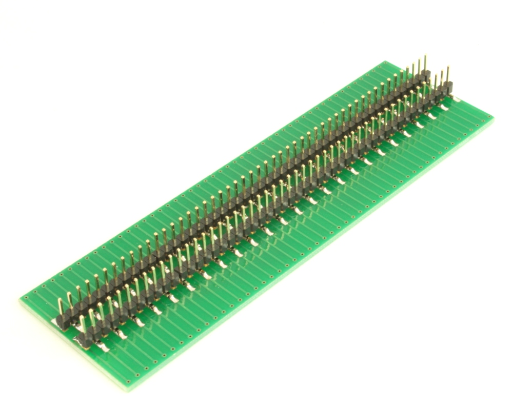 Dual Row 0.5mm Pitch 100-Pin Connector to DIP-100 Adapter 3