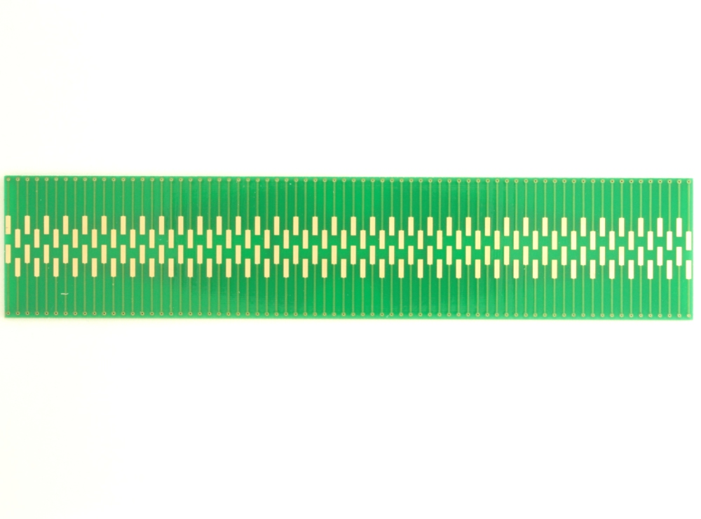 Dual Row 0.5mm Pitch 144-Pin Connector to DIP-144 Adapter 1