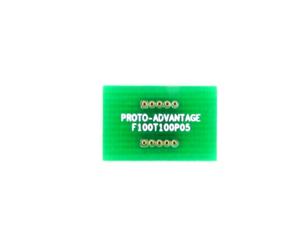 Pitch Changer 1.00 mm to 1.00 mm conversion -  5 pin 0