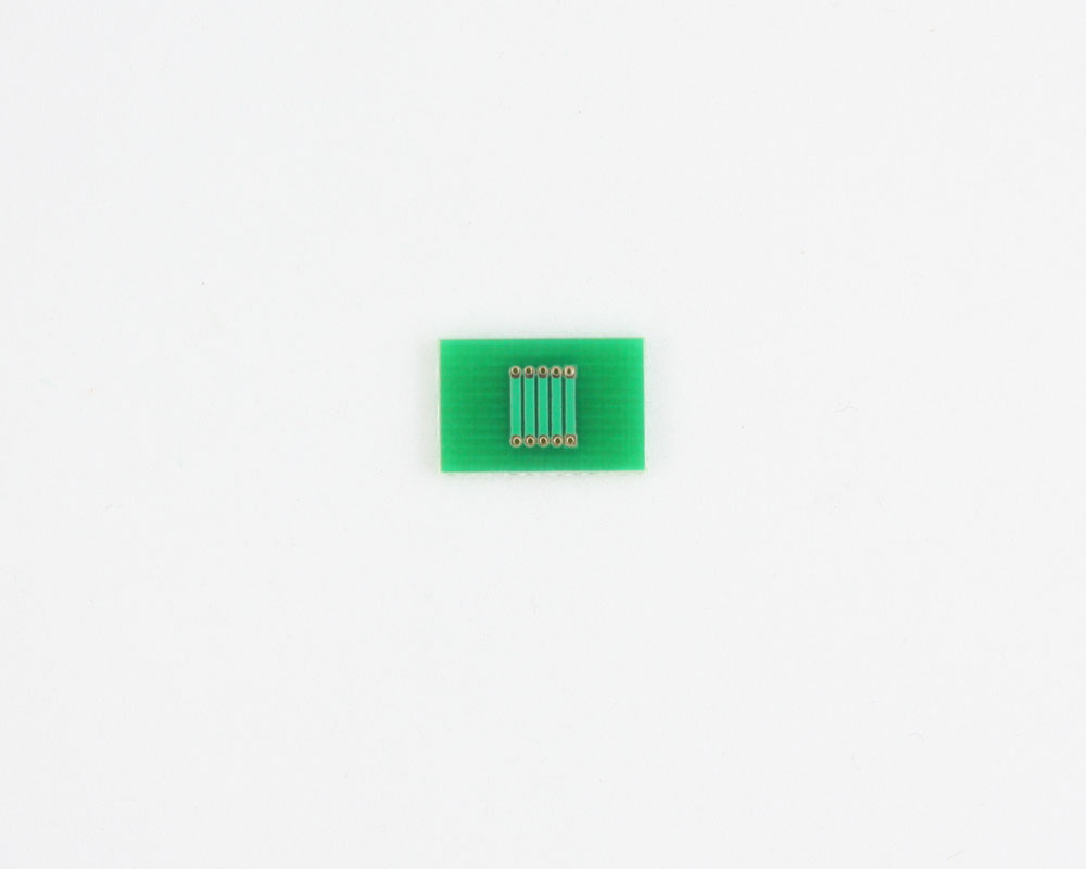 Pitch Changer 1.00 mm to 1.00 mm conversion -  5 pin 1