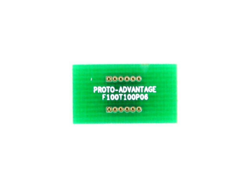 Pitch Changer 1.00 mm to 1.00 mm conversion -  6 pin 0