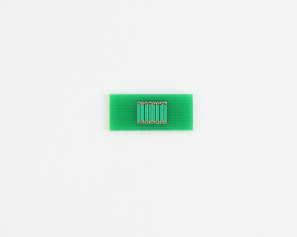 Pitch Changer 1.00 mm to 1.00 mm conversion -  8 pin 1
