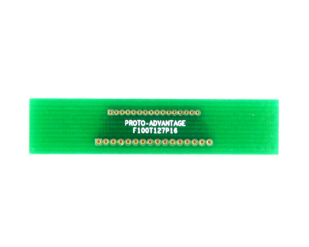 Pitch Changer 1.00 mm to 1.27 mm conversion - 16 pin 0