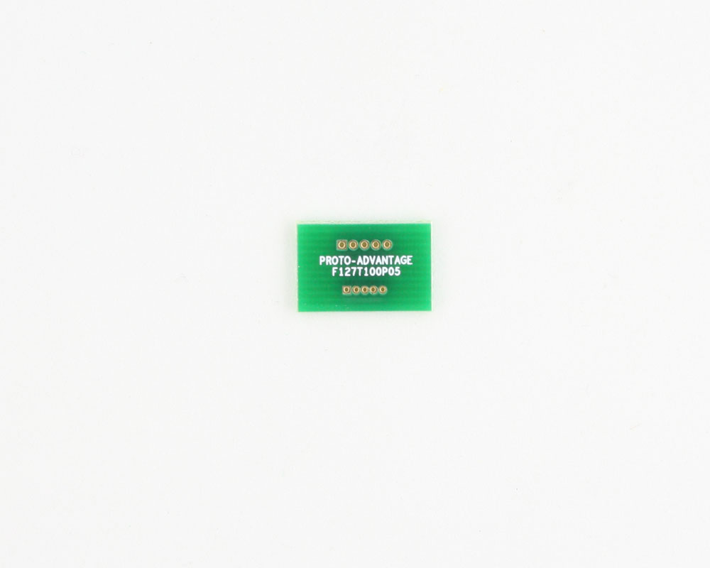 Pitch Changer 1.27 mm to 1.00 mm conversion -  5 pin 0