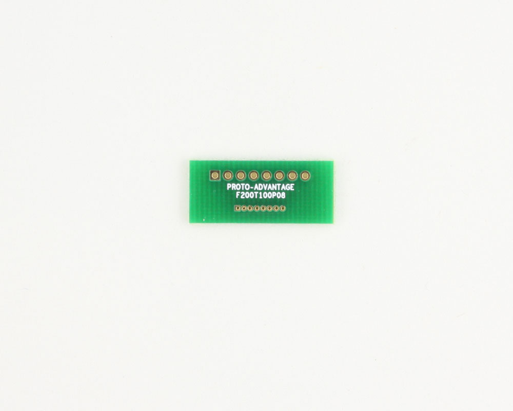 Pitch Changer 2.00 mm to 1.00 mm conversion -  8 pin 0
