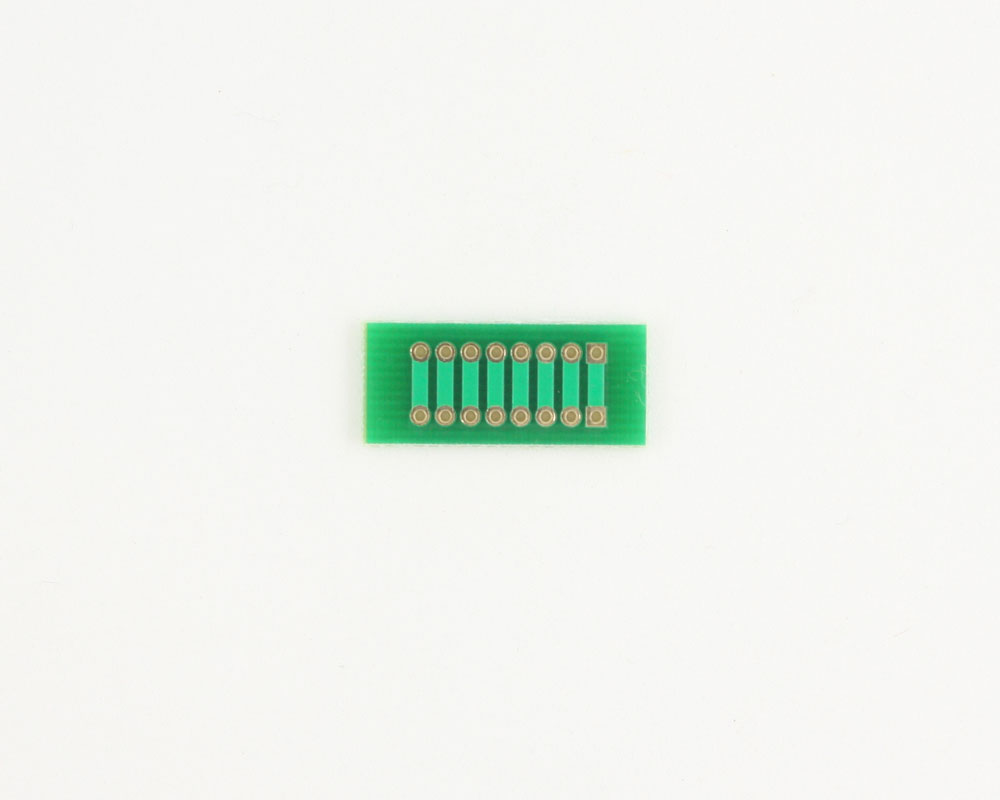 Pitch Changer 2.00 mm to 2.00 mm conversion -  8 pin 1
