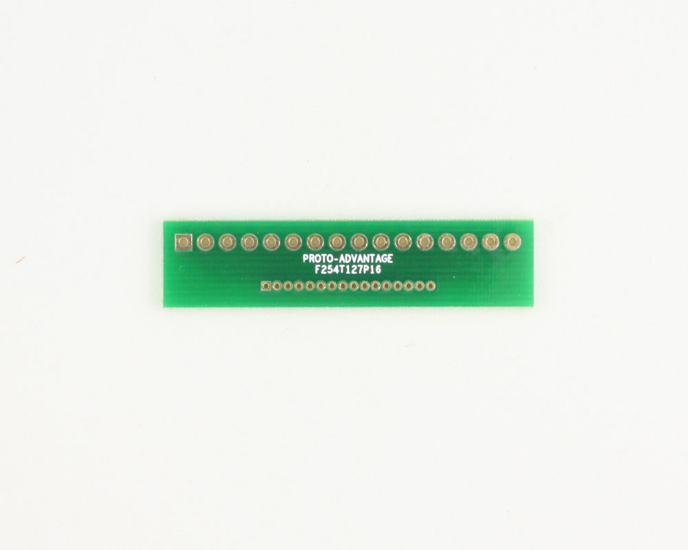 Pitch Changer 2.54 mm to 1.27 mm conversion - 16 pin 0