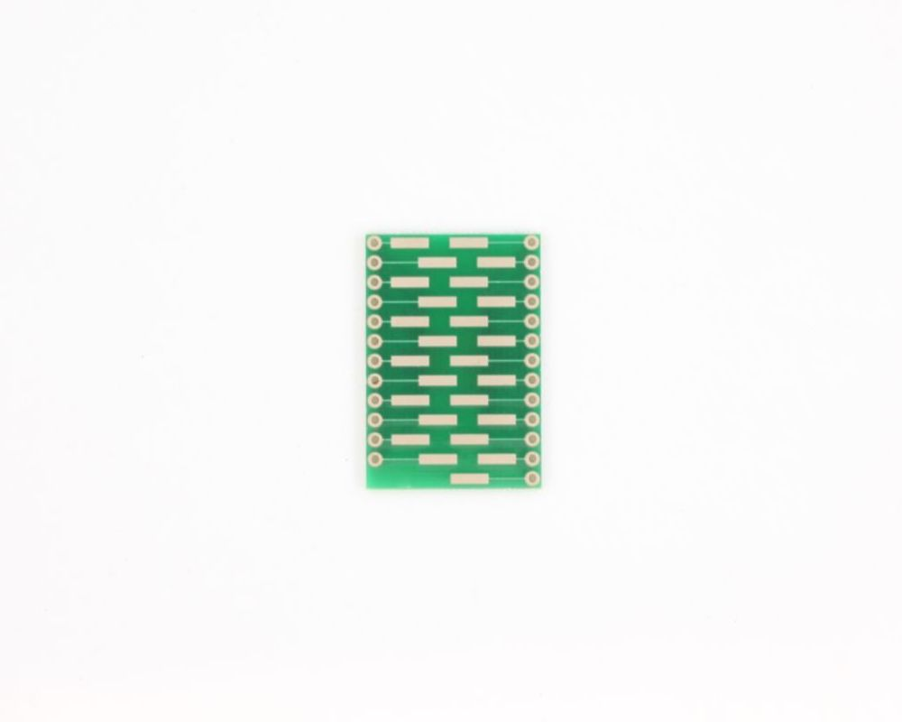 FPC/FFC SMT Connector (0.3 mm pitch, 25 pin or less) DIP Adapter 1