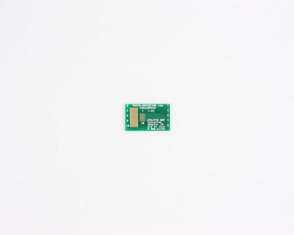 FPC/FFC SMT Connector (0.4 mm pitch, 10 pin or less) DIP Adapter 0