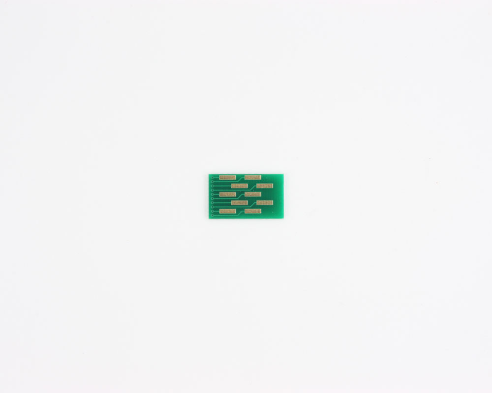 FPC/FFC SMT Connector (0.4 mm pitch, 10 pin or less) DIP Adapter 1