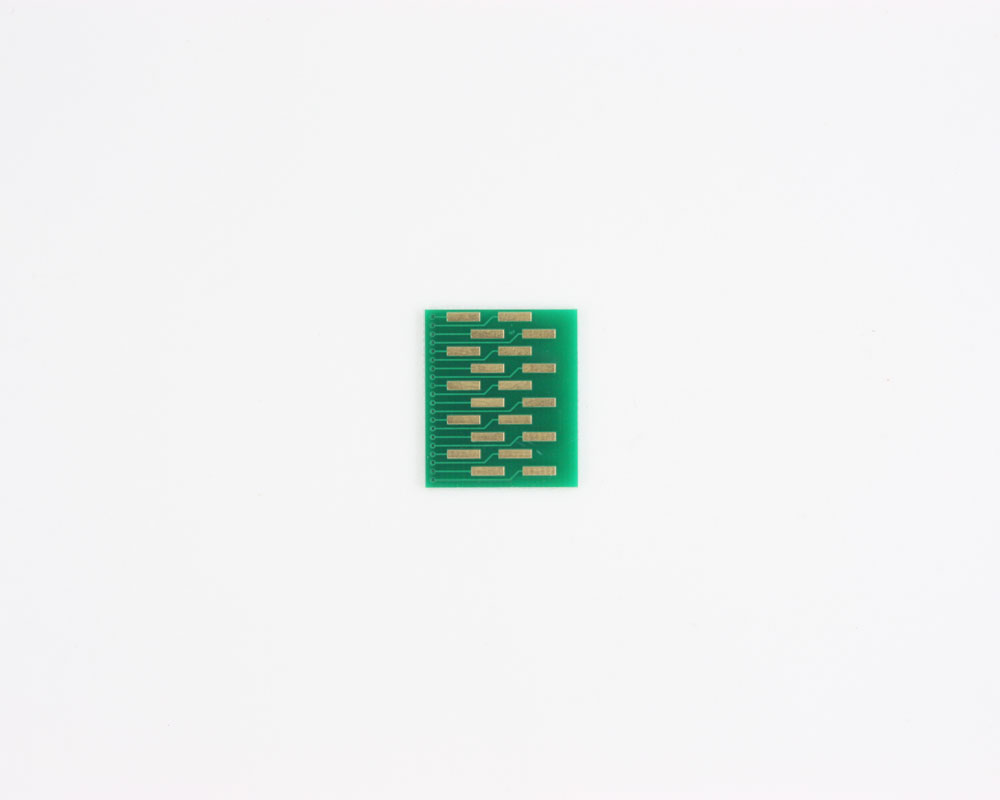 FPC/FFC SMT Connector (0.4 mm pitch, 20 pin or less) DIP Adapter 1
