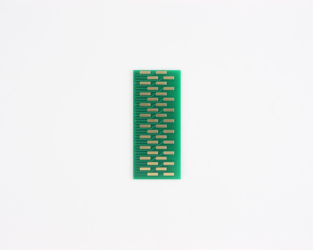 FPC/FFC SMT Connector (0.4 mm pitch, 40 pin or less) DIP Adapter 1