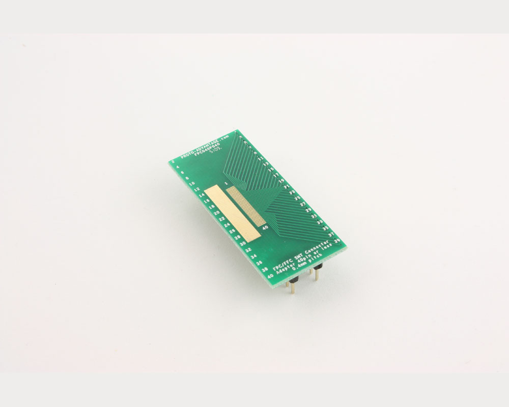 FPC/FFC SMT Connector (0.4 mm pitch, 40 pin or less) DIP Adapter 2