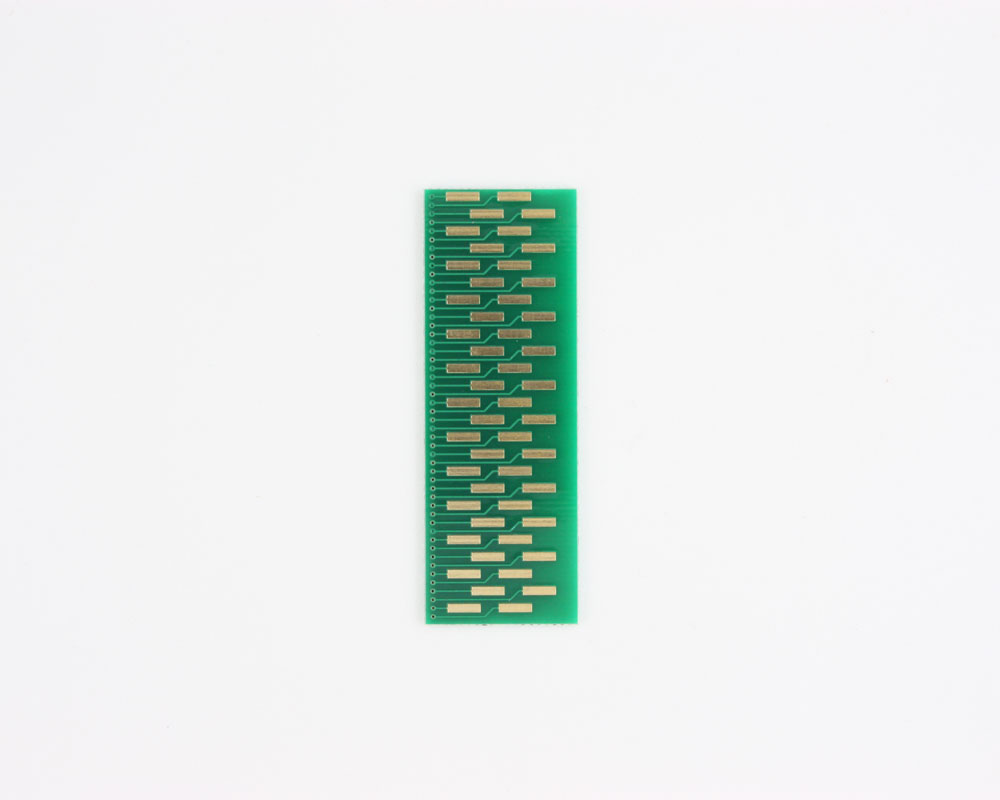 FPC/FFC SMT Connector (0.4 mm pitch, 50 pin or less) DIP Adapter 1