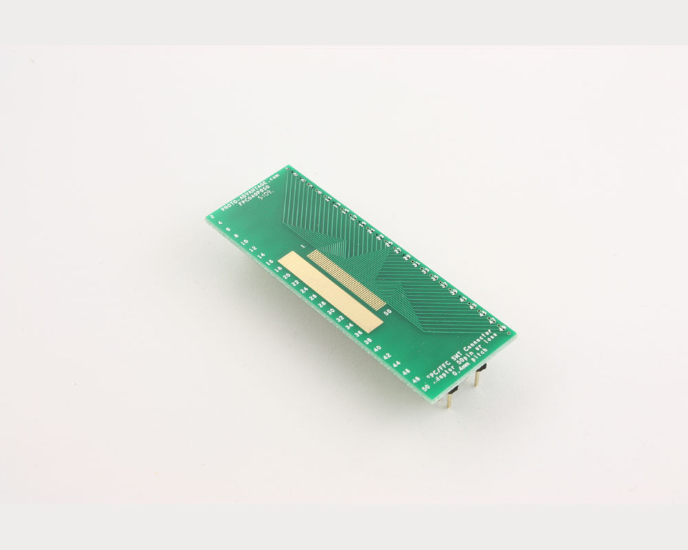 FPC/FFC SMT Connector (0.4 mm pitch, 50 pin or less) DIP Adapter 2