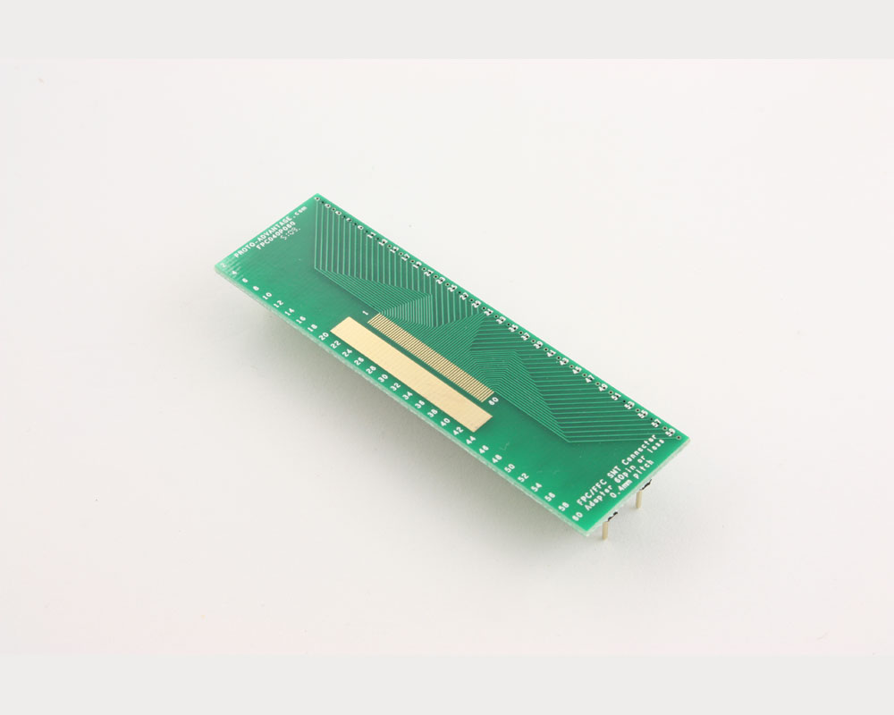 FPC/FFC SMT Connector (0.4 mm pitch, 60 pin or less) DIP Adapter 2